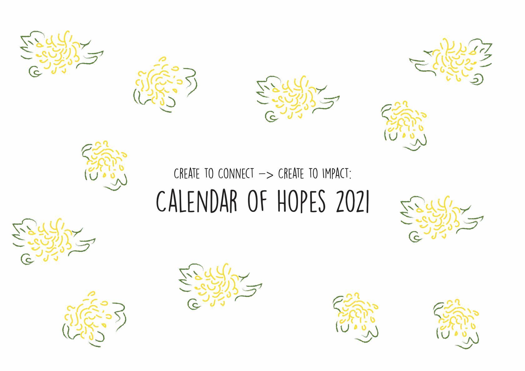 Calendar of Hopes 2021