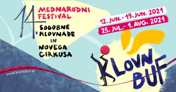 14. festival KLOVNBUF