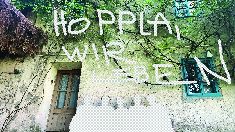 Beton Ltd.: HOPPLA, WIR LEBEN